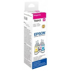 Epson EcoTank L355/L555 Bote Magenta (T6643)