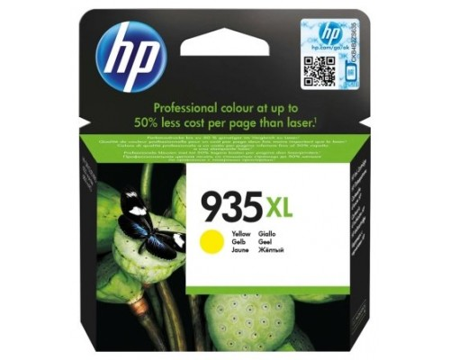 HP 935XL CARTUCHO DE TINTA HP935XL AMARILLO (C2P26AE) (Espera 4 dias)