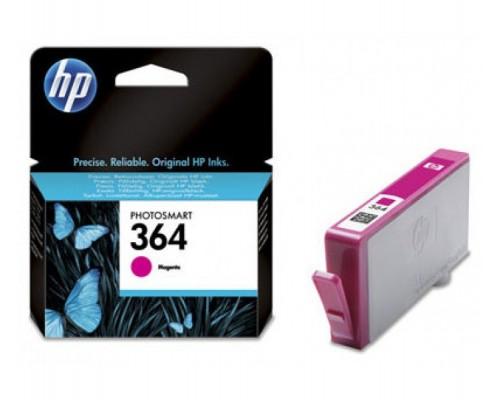 HP 364 CARTUCHO DE TINTA HP364 MAGENTA (CB319EE) (Espera 4 dias)