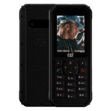 MOVIL SMARTPHONE CAT B40 RUGERIZADO DUAL SIM NEGRO 4G