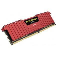 DDR4 4 GB 2400 VENGEANCE LPX RED CORSAIR (Espera 4 dias)