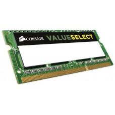 MEMORIA SODIMM DDR3 4GB PC3-10600 1333MHZ CORSAIR CL9