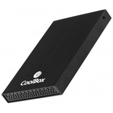 """Coolbox Caja HDD 2.5"""" SLIMCHASE A-2512 USB 2.0"""