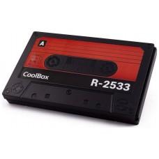 "Coolbox Caja HDD 2.5""  SCA2533 Retro USB3.0"