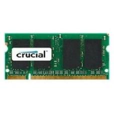 MEMORIA CRUCIAL SODIMM DDR3L 2GB 1600MHZ CL11 (Espera 4 dias)