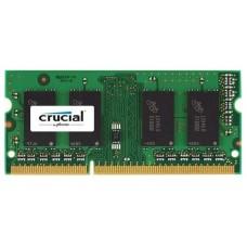 MODULO SODIMM DDR3L 4GB 1600MHZ CRUCIAL CL11-DESPRECINTADO (Espera 4 dias)