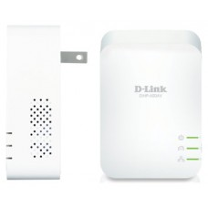 ADAPTADOR RED D-LINK KIT 2X PLC AV2 600 GIGABIT (Espera 4 dias)