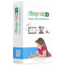 DIBUPRINT3D BASIC 1 LICENCIA (Espera 4 dias)