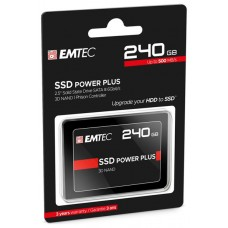 DISCO DURO SSD 240GB POWER PLUS X150 EMTEC (500MB/s