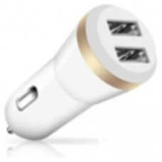 Eightt - Cargador de coche USB - 2 Puertos 5V - 2.4A