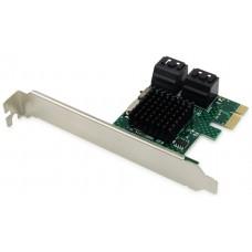 CONTROLADORA CONCEPTRONIC PCI EXPRESS 4 PUERTOS SATA 3