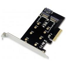 CONTROLADORA CONCEPTRONIC PCIEXPRESS X4 2 PUERTOS SSD