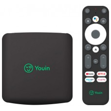 RECEPTOR YOU-BOX YOUIN Android TV 10.0 8GB ROM USB 3.0