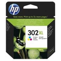 HP 302XL CARTUCHO DE TINTA TRICOLOR HP302XL (F6U67AE) (Espera 4 dias)