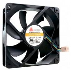 QNAP FAN-12CM-T01 ventilador de PC Universal Negro (Espera 4 dias)