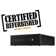 HP PRODESK 600G1 SFF I5 4590 3.3Ghz/4GB/500GB