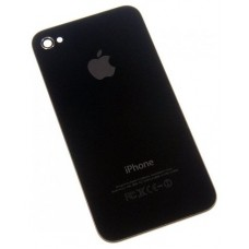 Carcasa Trasera iPhone 4 Negra (Espera 2 dias)