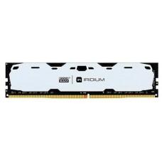 MODULO MEMORIA RAM DDR4 4GB 2400MHz GOODRAM IRDM BLANCO