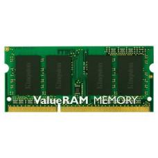Kingston Technology ValueRAM KVR13S9S6/2 módulo de memoria 2 GB DDR3 1333 MHz (Espera 4 dias)