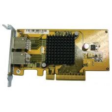 QNAP TARJETA GIGABIT ETHERNET PC LAN-1G2T-U (Espera 4 dias)
