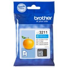 CARTUCHO BROTHER LC3211C 200PG CIAN (Espera 4 dias)