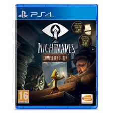 JUEGO SONY PS4 LITTLE NIGHTMARES COMPLETE EDITION