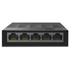 TP-LINK LITEWAVE SWITCH 5 PUERTOS 10/100/1Gbit PLASTICO (Espera 4 dias)