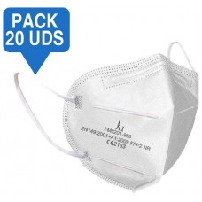 MASCARILLA FFP2 PACK DE 20 UNIDDS