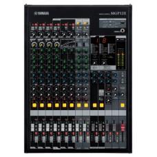 Yamaha MGP12X mezclador DJ 12 canales 20 - 20000 Hz Negro (Espera 4 dias)