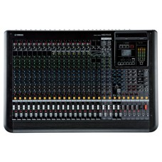Yamaha MGP24X mezclador DJ 24 canales 20 - 20000 Hz Negro (Espera 4 dias)