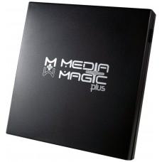 CAJA EXTERNA DVD PLASTICO NEGRO BRILLO MMP-110SB-F1 (Espera 5 dias)