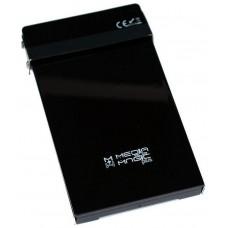 """CAJA EXTERNA HD 2,5"""" SATA EN ACERO  MMP-25606 (Espera 5 dias)"""