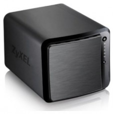 ZyXEL NAS542 NAS 4 Bay Personal Cloud Storage NO/H