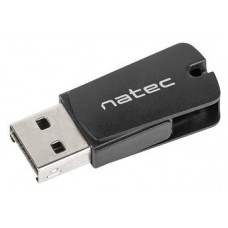 LECTOR DE TARJETAS NATEC WASP MICRO SD USB 2.0 OTG 2EN1 NEGRO