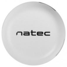 HUB NATEC BUMBLEBEE 4 PUERTOS USB 2.0 BLANCO