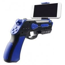 Omega Pistola Bluetooth Gaming Negro+Azul