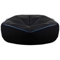 Aerocool P7-BB1 Silla para videojuegos universal Asiento de malla Negro, Azul (Espera 4 dias)