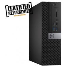 Dell Pc Optiplex 7040 SFF - Intel Core i5-6400T - 8 GB