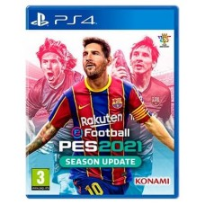 SONY-PS4-J PES 2021 SUP