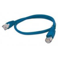 Gembird Patch Cord Cat.6 UTP 0.5m 0.5m Cat6 U/UTP (UTP) Azul cable de red