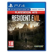 JUEGO SONY PS4 HITS RESIDENT EVIL 7