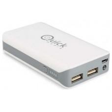 Quick Media QMPB80W batería externa 8000 mAh Blanco (Espera 4 dias)
