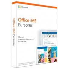 MICROSOFT OFFICE 365 PERSONAL 1 USUARIO /