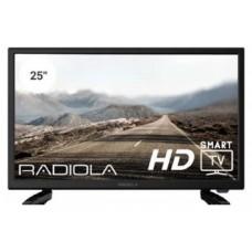 "TV RADIOLA RAD-LD25100KA/ES SMART TV  LED 25"" FHD ANDROID (Espera 4 dias)"