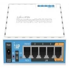 MikroTik RB951Ui-2nD hAP 5x10/100 2.4GHz L4