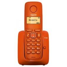 TELEFONO FIJO GIGASET A120 INALAMBRICO NARANJA