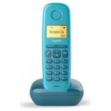 TELEFONO FIJO GIGASET A170 INALAMBRICO AZUL