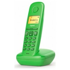 TELEFONO FIJO GIGASET A170 INALAMBRICO VERDE