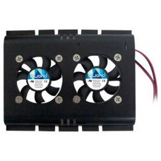 Ventilador Disco Duro Doble 4 Pin Biwond (Espera 2 dias)