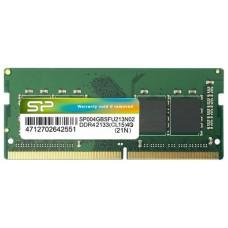 SP RAM DDR4-2666,CL19,SODIMM8GBX1,(1GX8 SR) (Espera 3 dias)